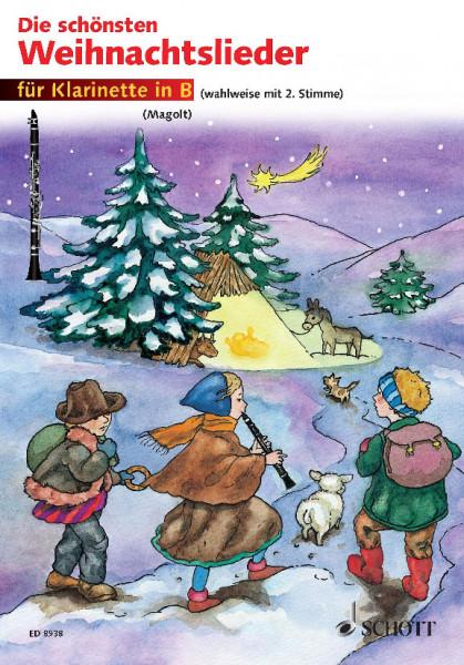 Magold: Die schönsten Weihnachtslieder Klarinette