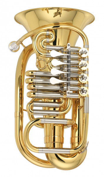 ZO Eb-Travel Tuba ZTU-E800L -Little Dragon-