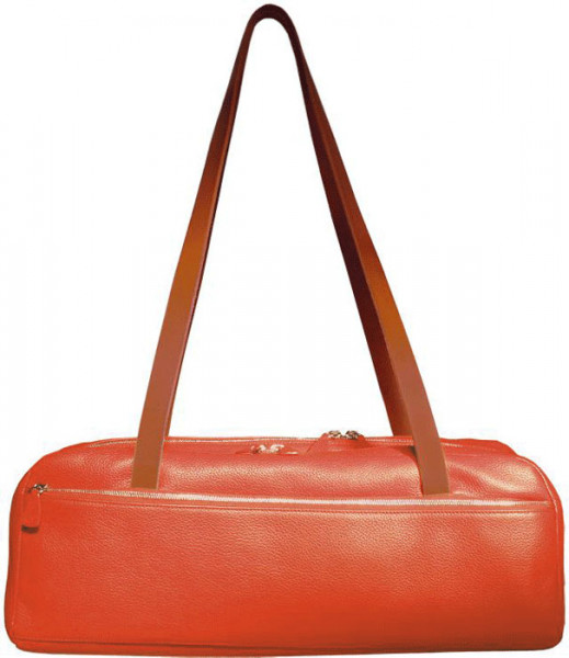 DOME STREET Handtasche -Terracotta-