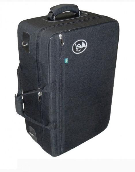 MB-Koffer 2 Trompeten, schwarz