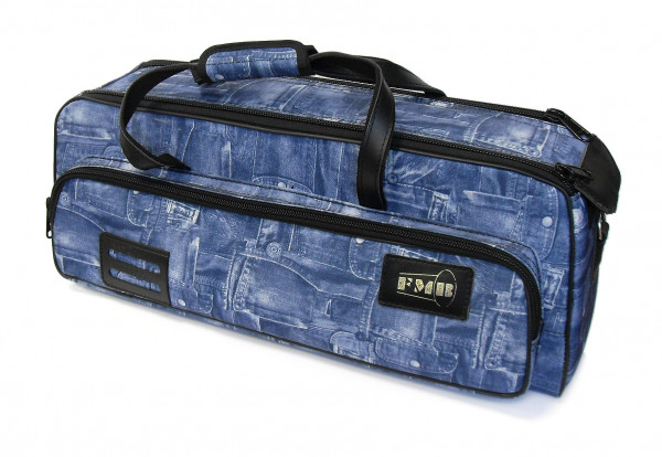 FMB-Bag Trompete -extra protection- Cordura, jeans