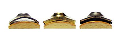 FL-Pressure Plate Set Bassklarinette