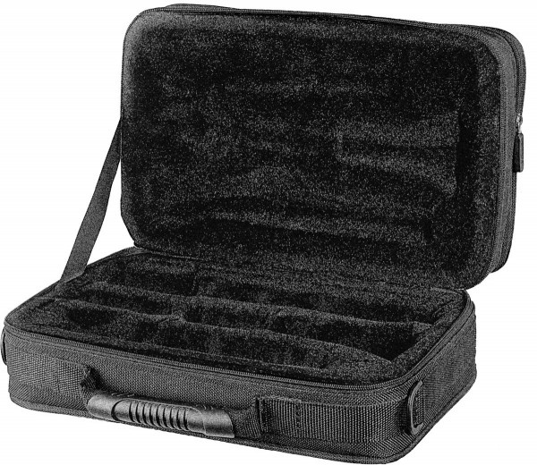 SOUNDLINE-Bag deutsche Klarinette, schwarz