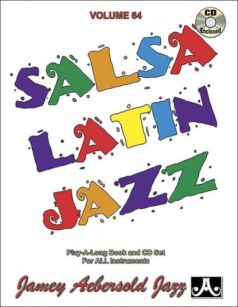 Aebersold:Salsa Latin Jazz - Vol. 64