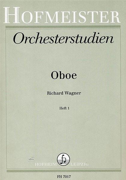 Orchesterstudien Oboe Wagner Bd. 1