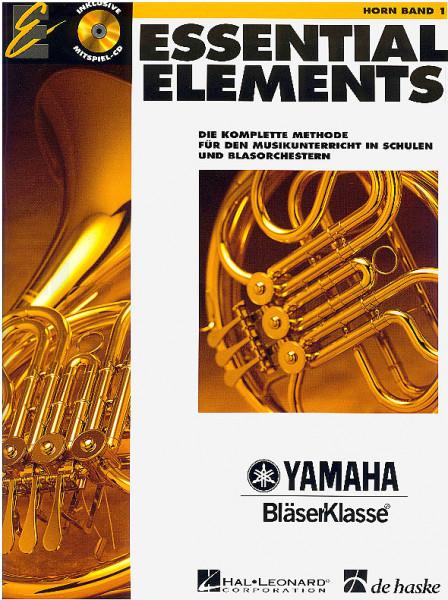 ESSENTIAL ELEMENTS-Waldhorn, Band 1