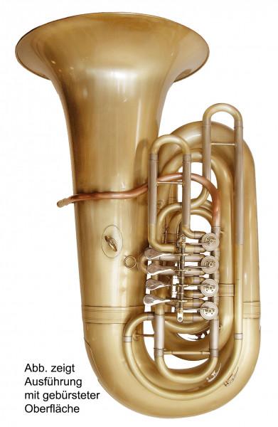 FMB -Wind Instruments- Bb-Tuba 6/4-Kaisertuba -Big Bear-