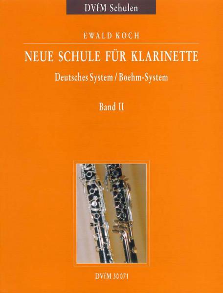 Koch: Klarinettenschule Bd. 2