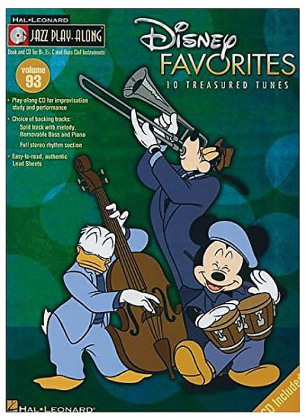 Disney Favourites JPA93