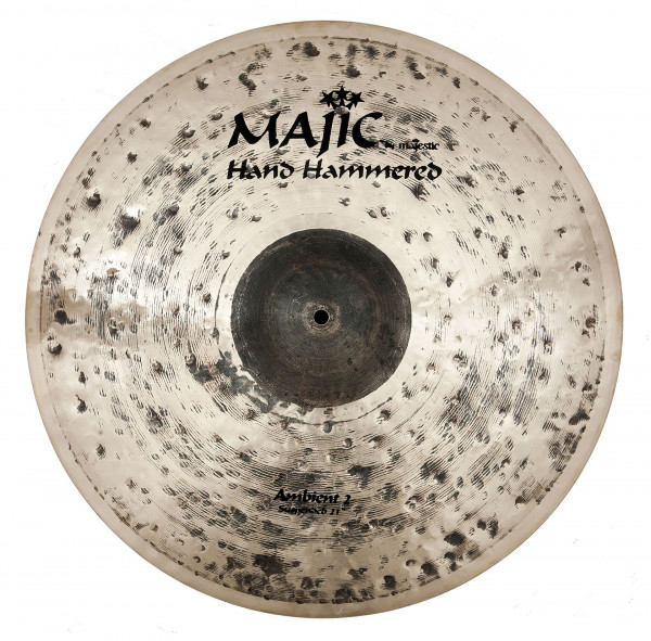 MAJESTIC-Ambient Suspended Cymbal 21 Zoll