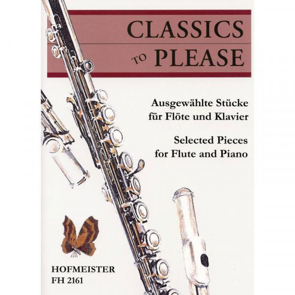 CLASSICS TO PLEASE: Flöte
