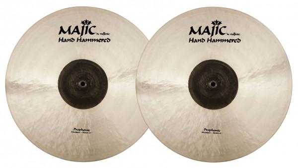 MAJESTIC-Prophonic Beckenpaar medium-heavy 17 Zoll