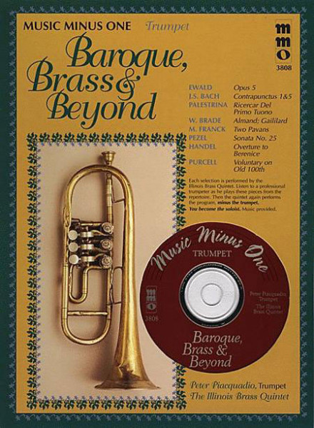 MMO3808-Baroque Brass and Beyond