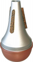 ROMERA-Straight Mute for piccolo trumpet Aluminium/Copper
