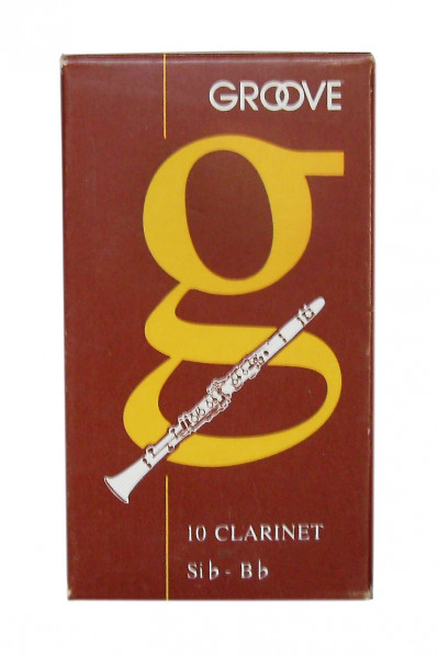 GLOTIN-Blätter Groove Klarinette 4