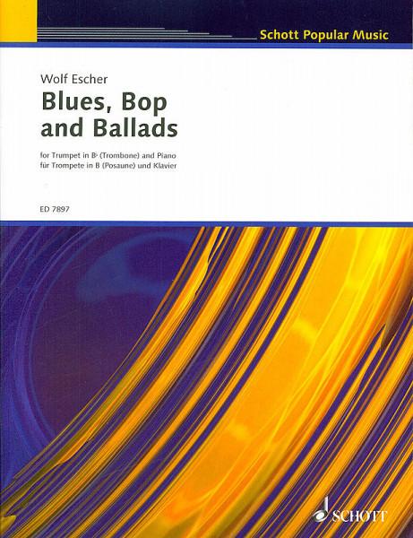 Escher: Blues, Bop & Ballads Trompete (Posaune)