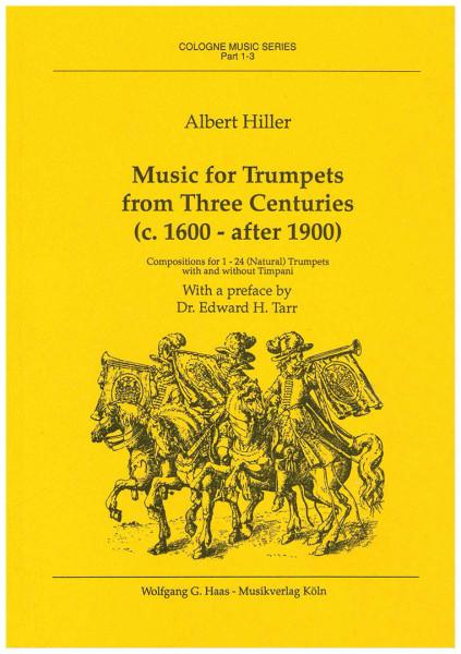 Hiller, Cologne Music Series 1-3