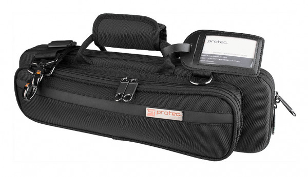 PRO TEC-Case für Querflöte PB 308, schwarz