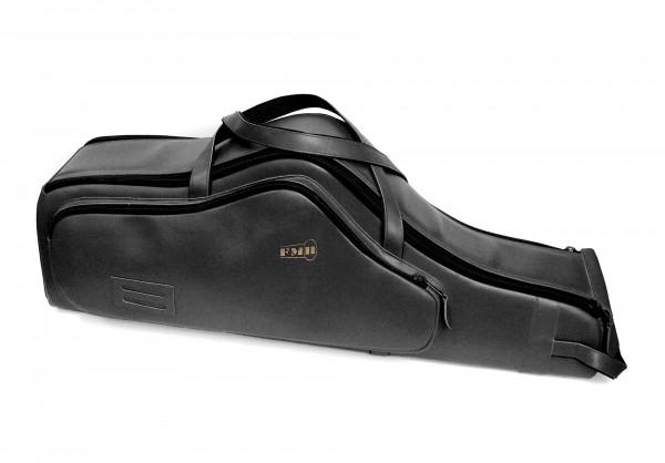 FMB-Bag Tenorsax -extra protection- Leder, schwarz