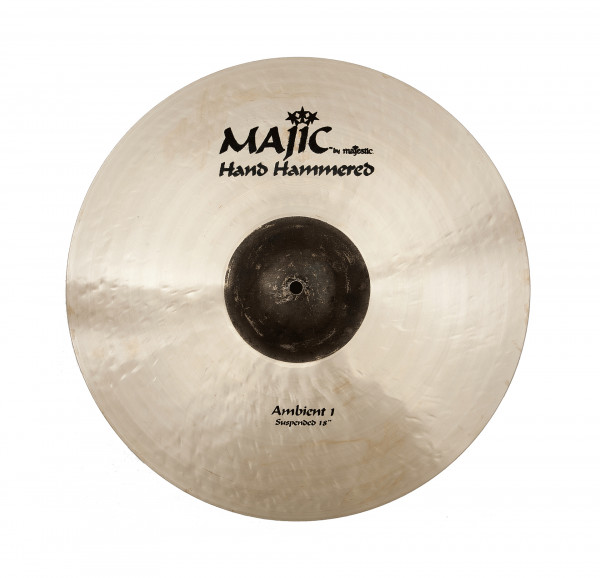 MAJESTIC-Ambient Suspended Cymbal 18 Zoll