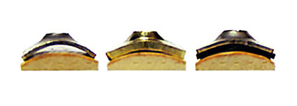 FL-Pressure Plate Set Baritonsaxophon