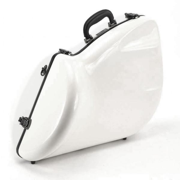 WICONA-Koffer Waldhorn Glasfaser 181, weiss