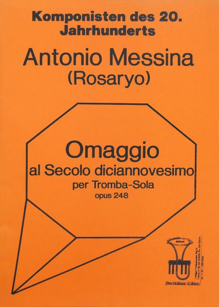 Messina: Omaggio.. Tromba Sola