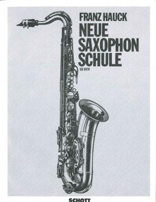 Hauk: Neue Saxophonschule