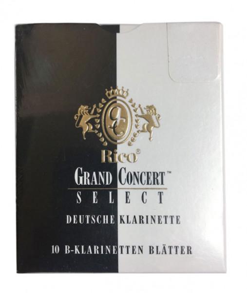 RICO GRAND CONCERT SELECT deutsch Klar 4,5 -Auslaufmodell-