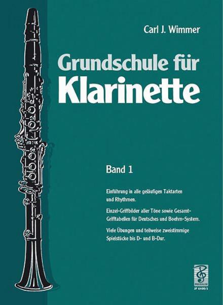 Wimmer: Klarinettenschule Bd. 1