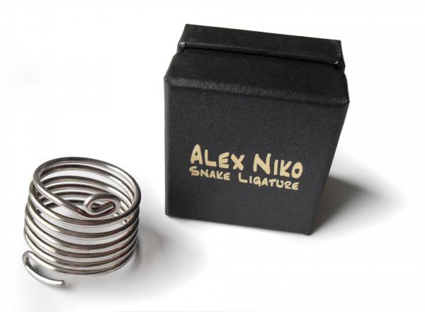 ALEX NIKO SNAKE LIGATURE Altsax