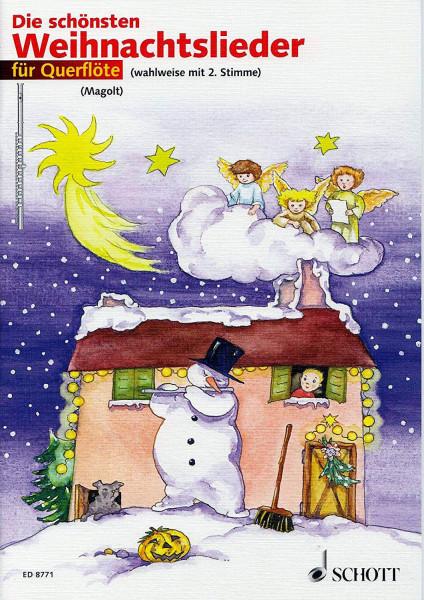 Magold:Die schönsten Weihnachtslieder Querflöte