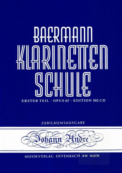 Baermann: Klarinettenschule Bd. 1