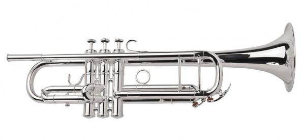 ADAMS-Trompete A10 versilbert