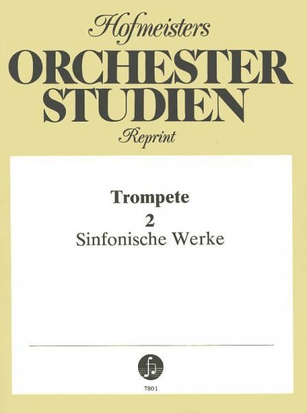 Orchesterstudien Trp. Bd. 2 Sinf. Werke