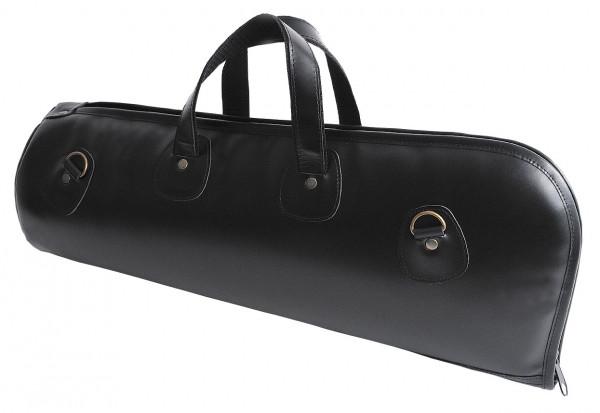 FMB-Bag Trompete Leder, schwarz