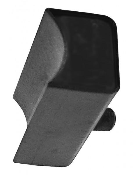 K&M-Klemmstück mit Zapfen R6