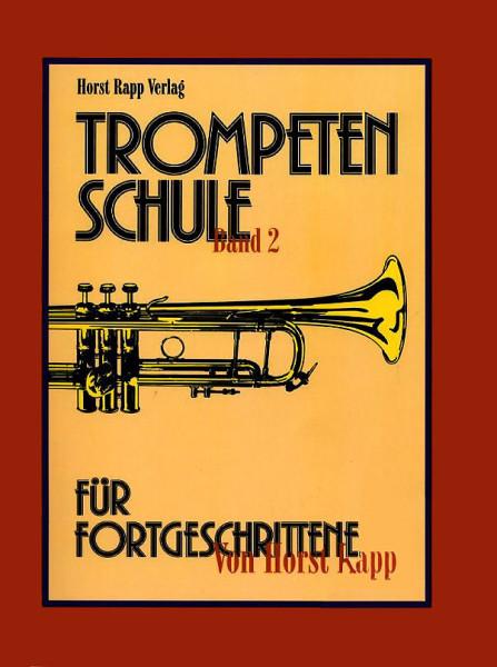 Rapp: Trompetenschule für Fortgeschrittene Band 2
