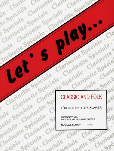 Let's Play Classic-Klar/Kl.