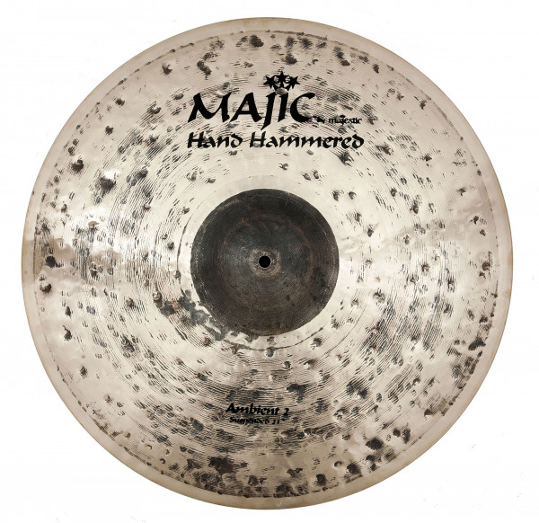 MAJESTIC-Ambient Suspended Cymbal 22 Zoll
