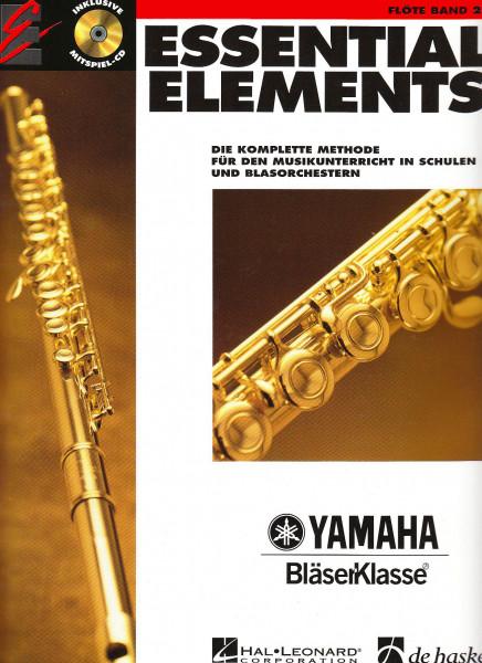 ESSENTIAL ELEMENTS-Flöte, Band 2