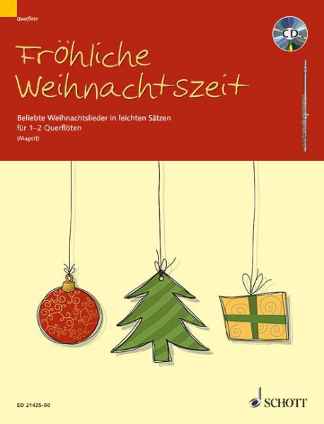Magolt: Fröhliche Weihnachtszeit für 1-2 Flöten