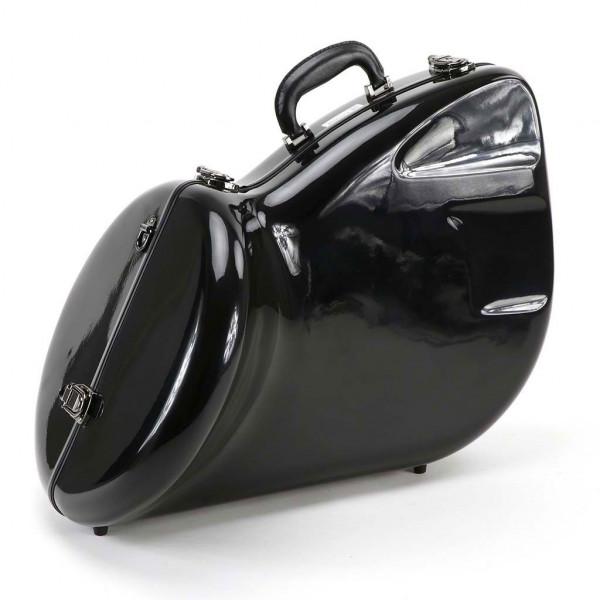 WICONA-Koffer Waldhorn Glasfaser 181, schwarz