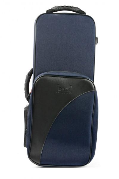 BAM-Etui -Trekking- für Altsaxophon, blau