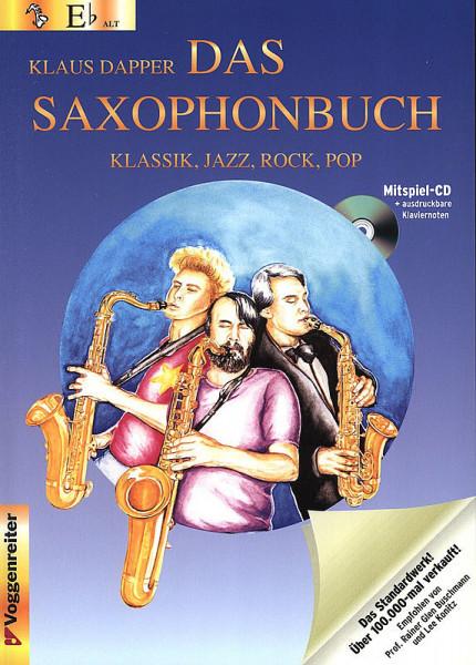 Dapper: Das Saxophonbuch Altsaxophon