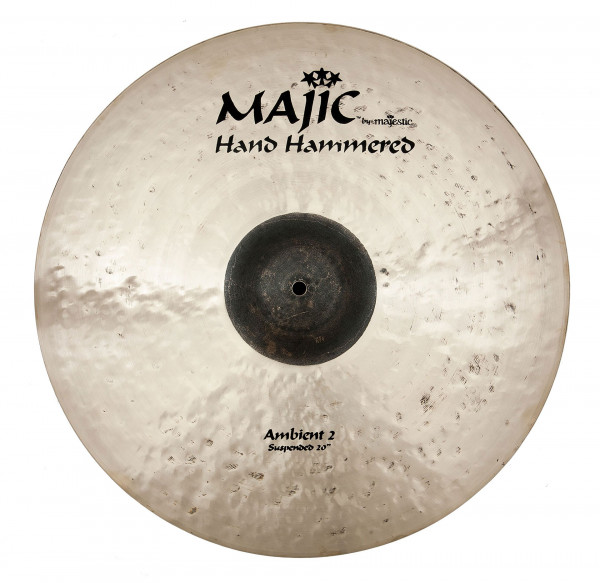 MAJESTIC-Ambient Suspended Cymbal 20 Zoll