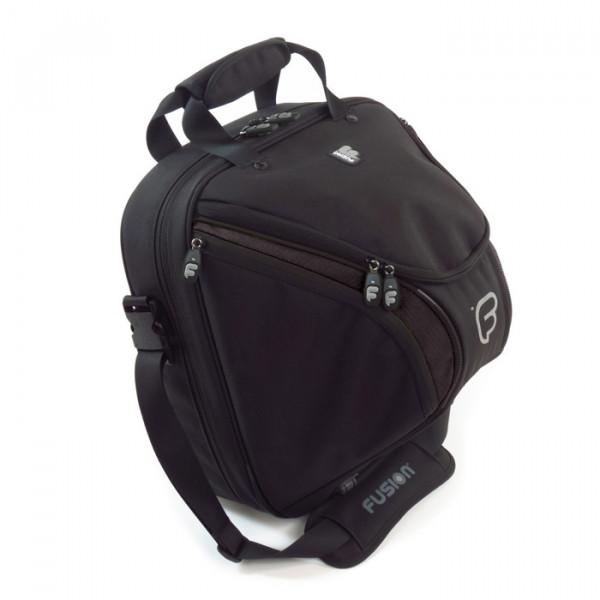 FUSION-Gigbag Waldhorn Premium-Serie, black