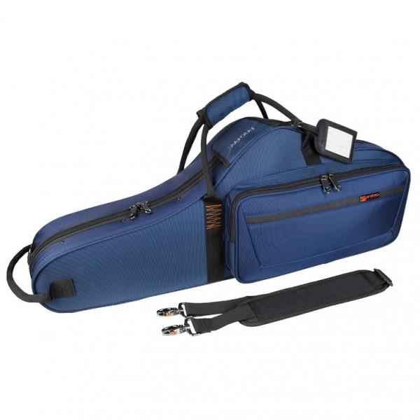 PRO TEC-Case für Tenorsaxophon PB 305 CT BX, blau