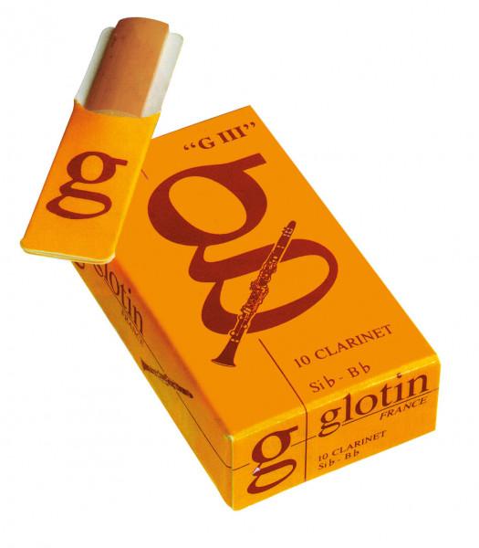 GLOTIN-Blätter Klar deutsch 5