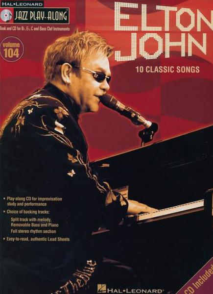 Elton John JPA104